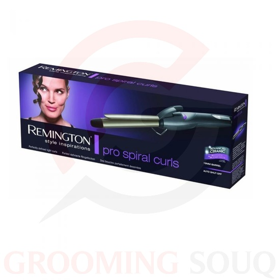 Remington pro spiral curls